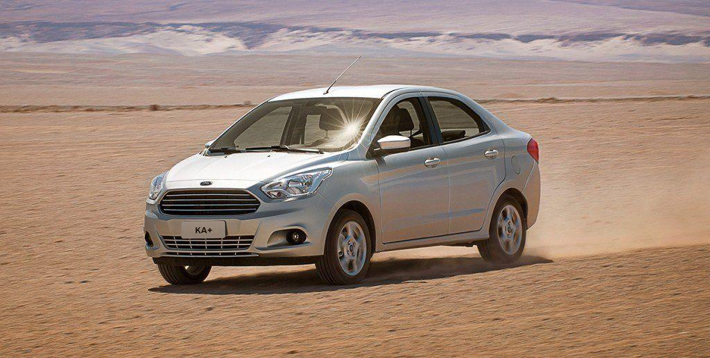 Ford KA+ 2016 Performace