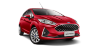 New Fiesta Hatch crasa