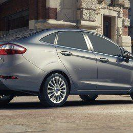 New Fiesta Sedan 2016 lateral