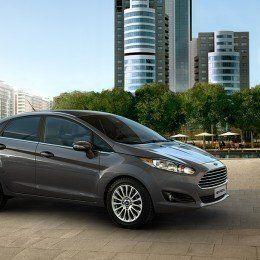 New Fiesta Sedan 2016 lateral 2