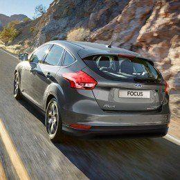 Ford Focus Hatch 2016 traseira
